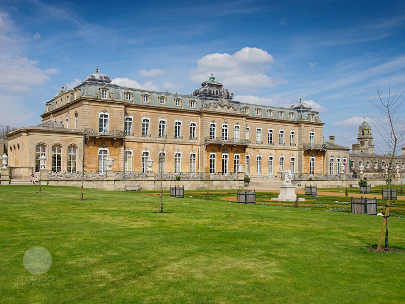 Red Dog's Adventures at Wrest Park