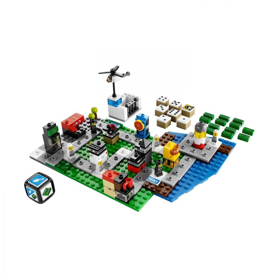 Lego City Alarm Review