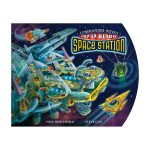Pop-up toy for boys : Alien Space Station
