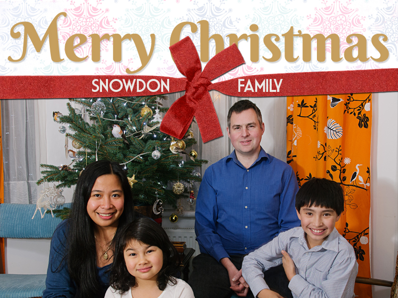 Merry Christmas & a Happy New Year! :)