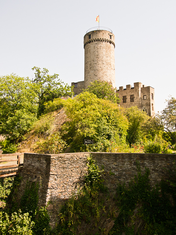 Burg Pyrmont, Germany