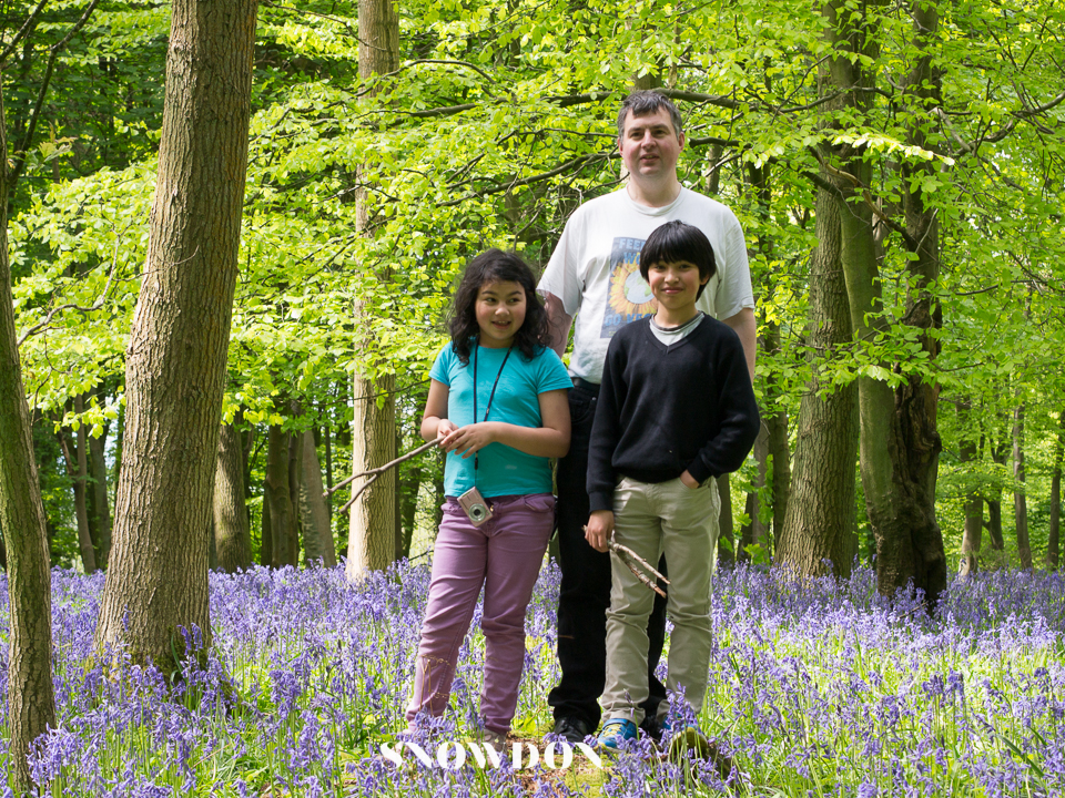 My darlings at Ashridge Estate. Photography by Ghene Snowdon