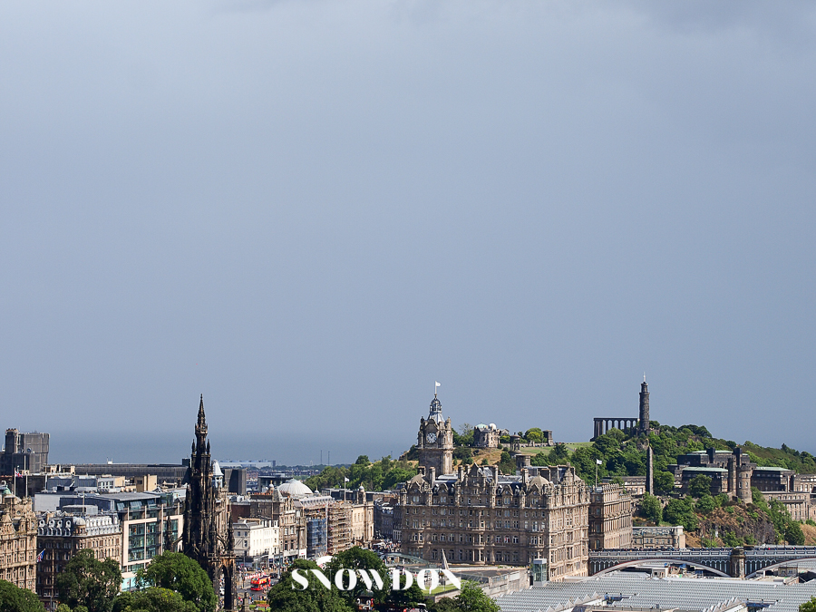 Travel Photography : Edinburgh