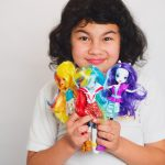 Anne's Rainbow Rock Dolls video review