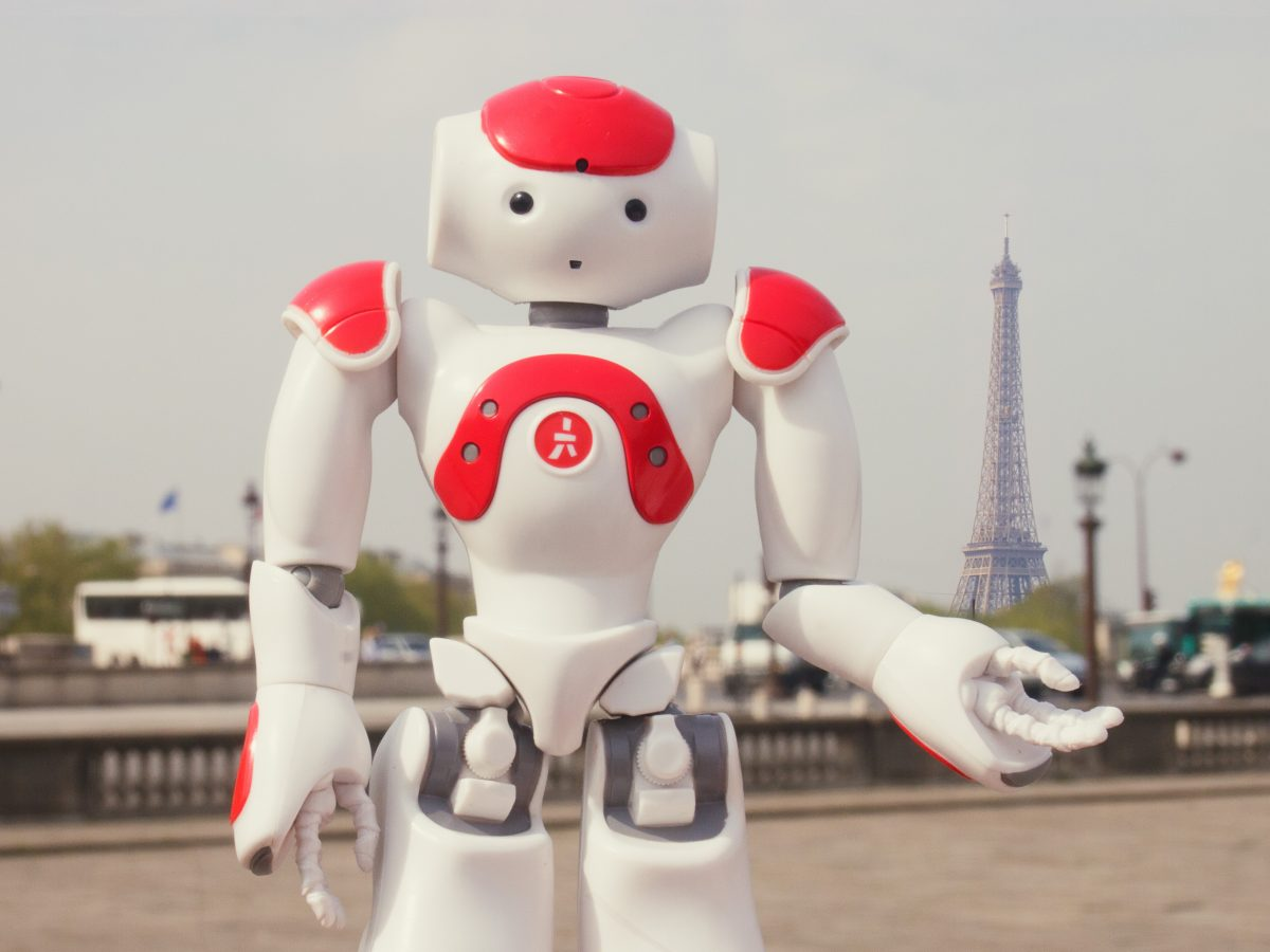 Robots in Paris