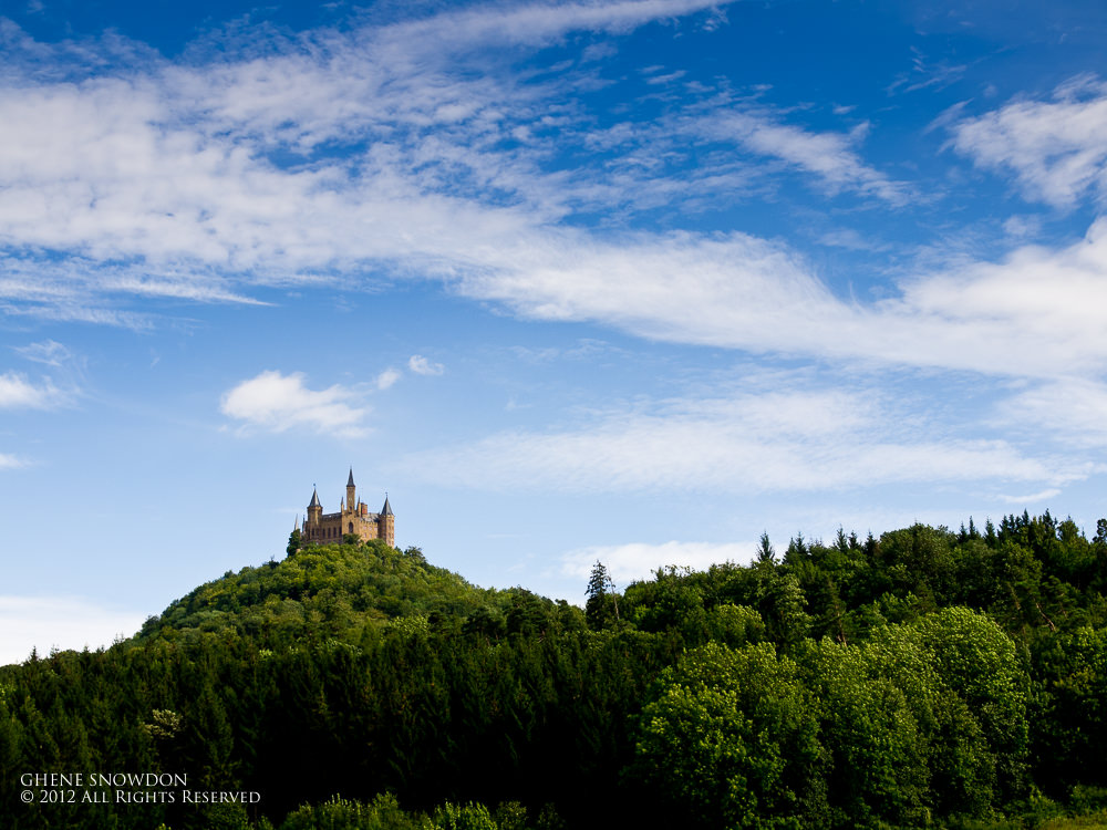 GERMANY | Burg Hohenzollern