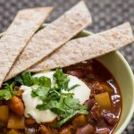 Spicy Beef & Beans Mexican Broth