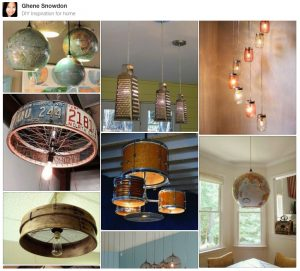 DIY Home Ideas | Hanging Lights