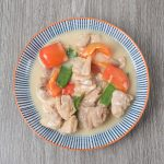 Ginataang Manok (Filipino Chicken in Coconut Milk)
