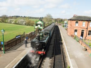 Epping-Ongar Railway experience