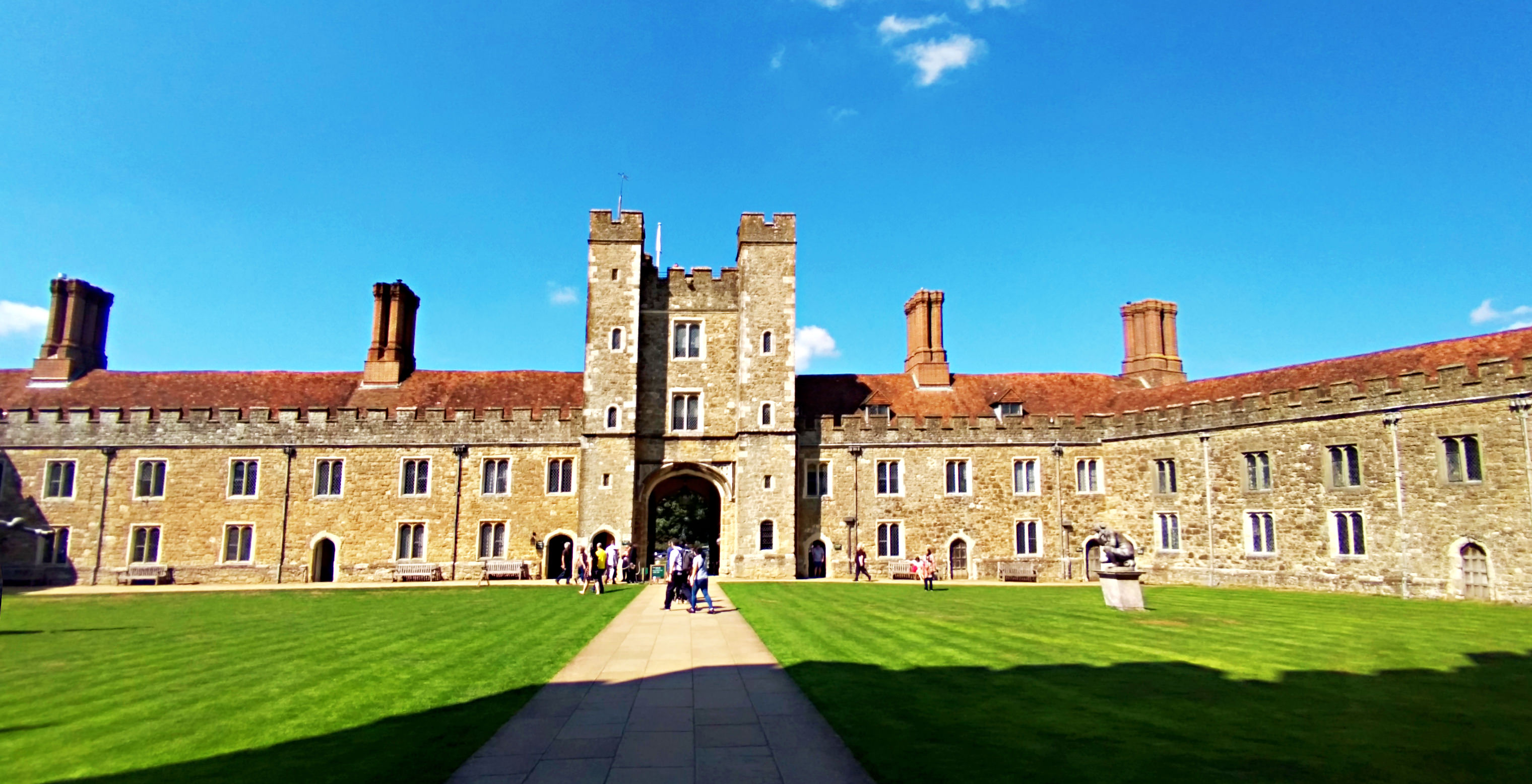 Knole, the country house