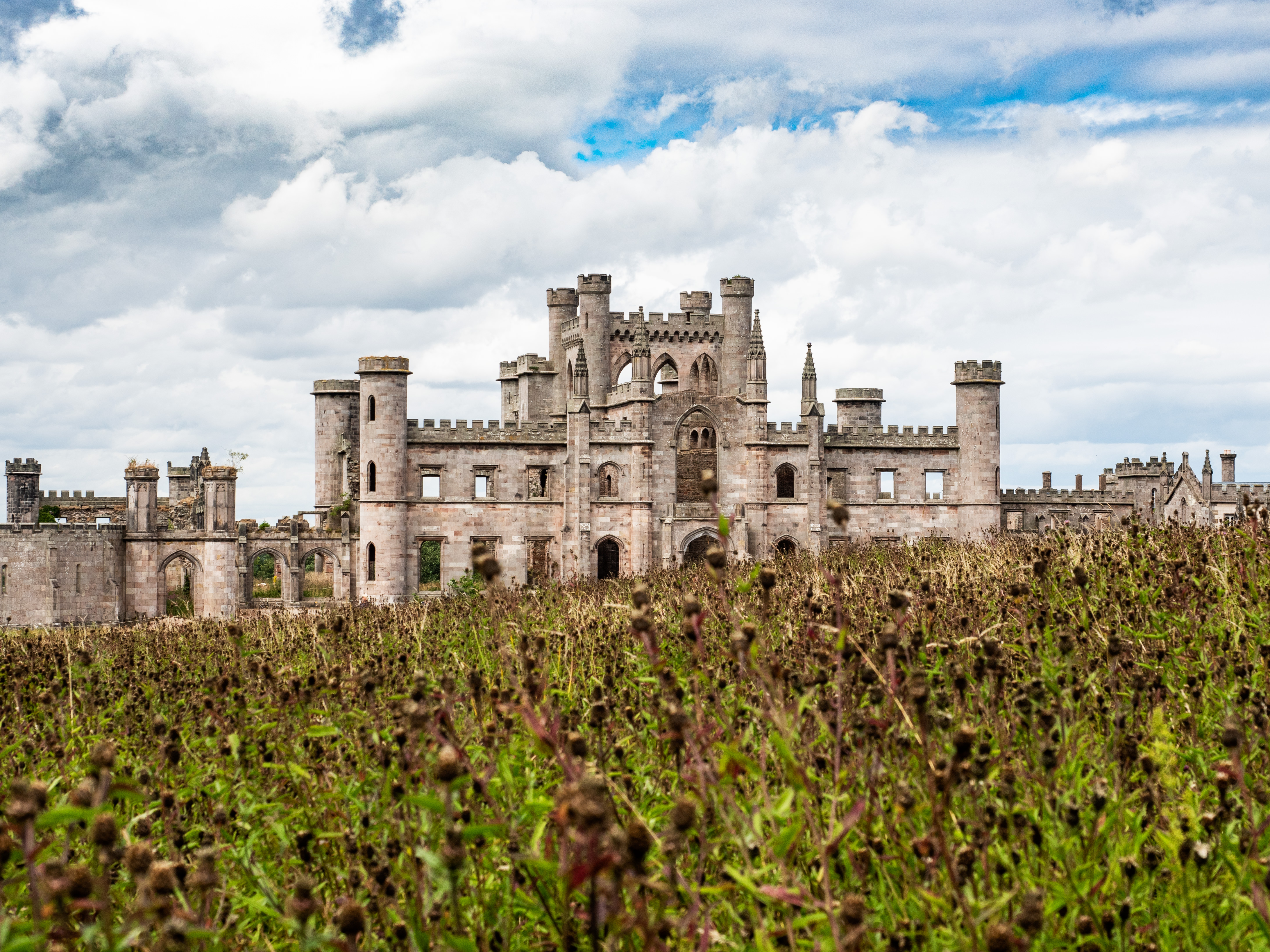 Lake District | Lowther Castle