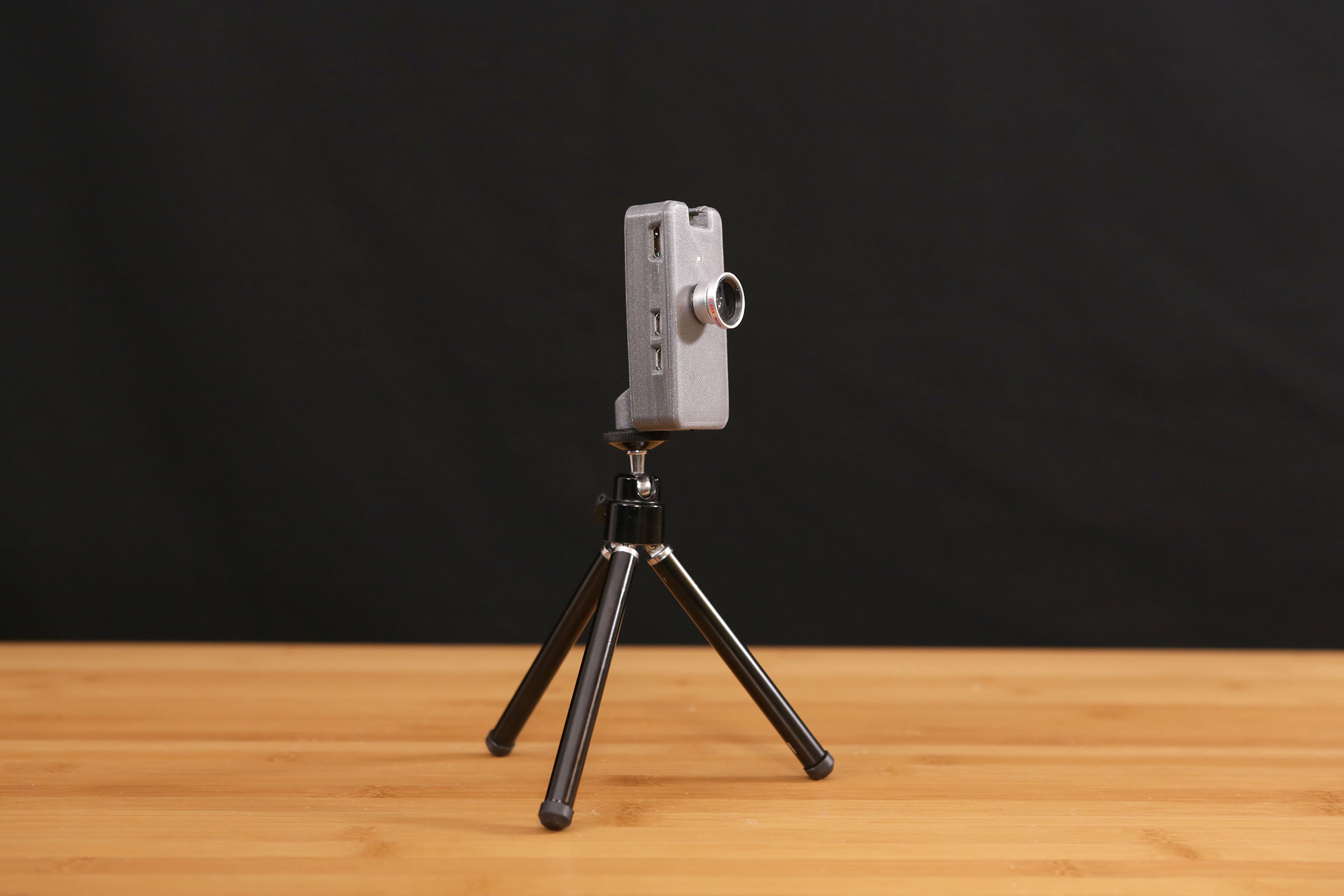 Build your own 3d printed camera