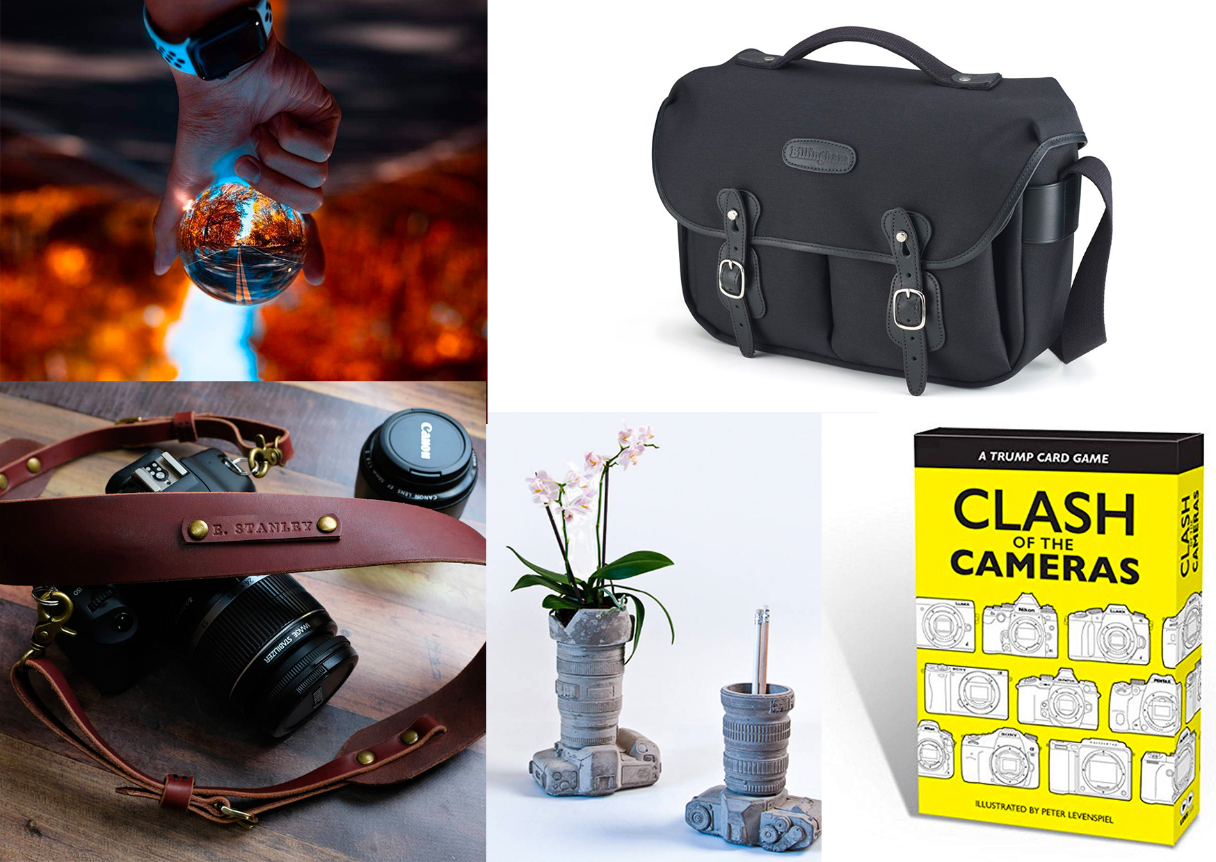 Creative gifts for photographers